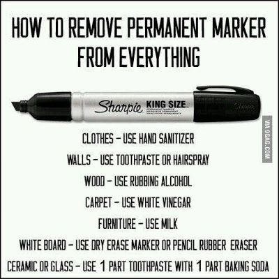Dragonfly Treasure How Do You Get Permanent Marker Out Of Linen Remove Permanent Marker How To Remove Sharpie Permanent Marker