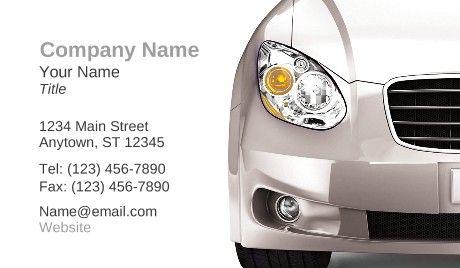Car Dealer Business Cards Cars Business Cards Premium Business Cards Business Card Template