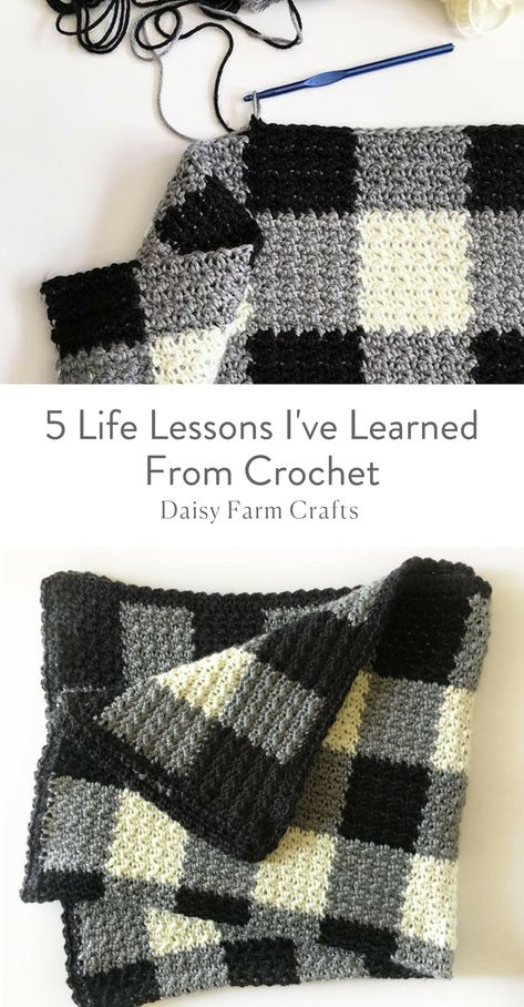 Blog Post: 5 Life Lessons I've Learned From Crochet