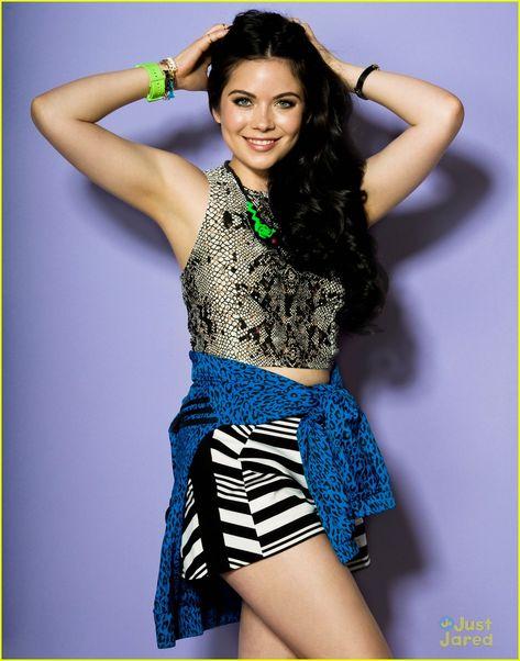 Grace Phipps for Teen Beach Movie Photo Shoot