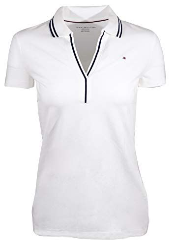 best buying now nice shoes New Tommy Hilfiger Womens Abby Polo Shirt Women fashion Tops ...