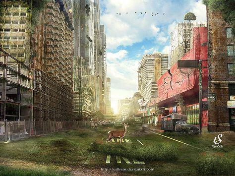 The Apocalypse by uillsam on DeviantArt