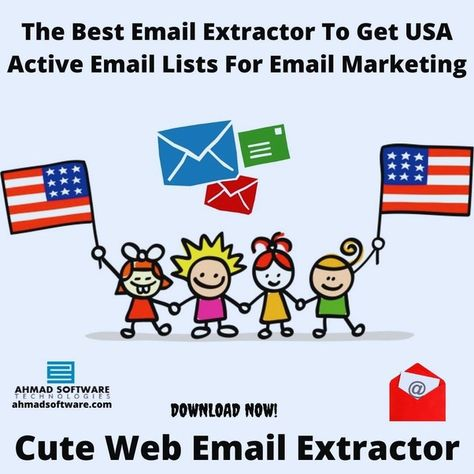 How Do I Find And Get USA Email Lists For Email Marketing? - Article View