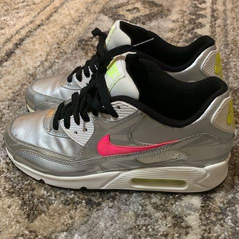 Nike Air Max 97BW Black Metallic Silver Size 7 8 9 10 11 12