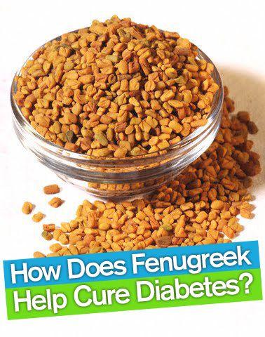 Spice that Cures Diabetes