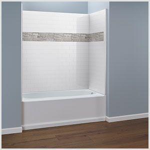 Redecorating Bathroom Fall Bathroom Sets Mirrored Bath Accessories Budget Bathroom Remodel Bathrooms Remodel Shower Surround