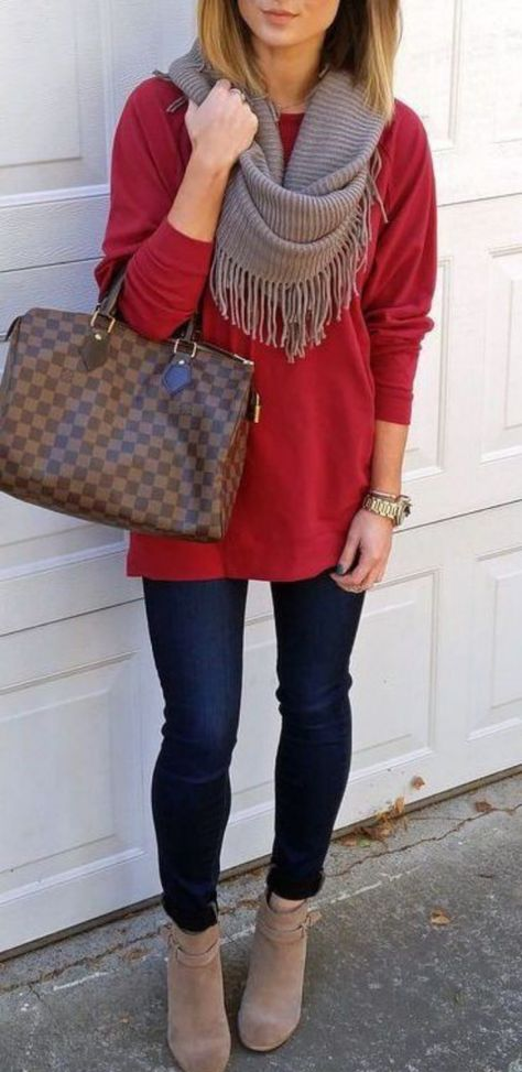 Trendy outfits for fall #fall #fashion #outfits