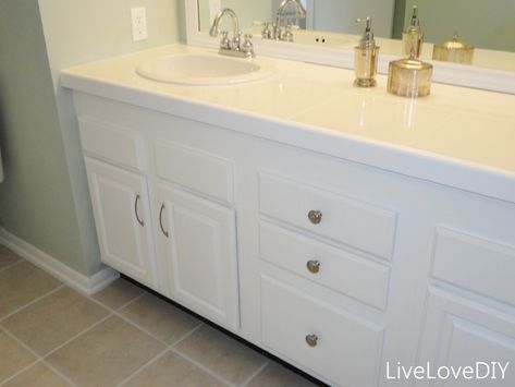Black Real Wood Vanity With Storage Drawers White Granite