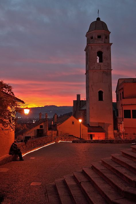 Cervo, Liguria, Italy: how many summers spent in this wonderful place...