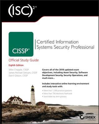 Free Download Isc 2 Cissp Certified Information Systems Security Professional Official Study Guide Books Study Guide Psychology Online Interactive Learning