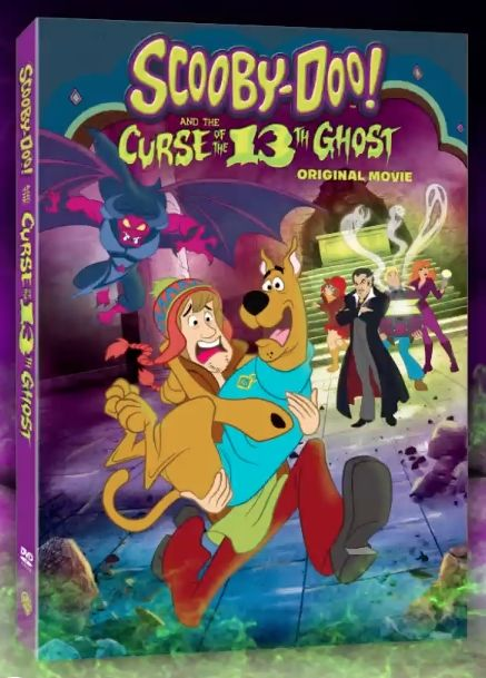 Scooby Doo And The Curse Of The 13th Ghost Movie Trailer Https Teaser Trailer Com Movie Scooby Doo And The Curse Of The Ghost Movies Ghost Film Scooby Doo
