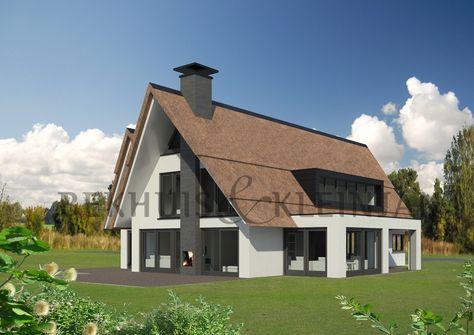 BKJ - ontwerp/ hoogte ivm zolder/ aanbouw/ dakkapel