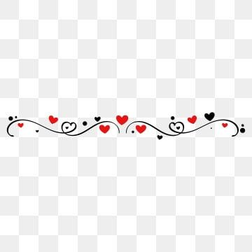 Dividers With Hearts Of Love Dividers Swirls Border Png And Vector With Transparent Background For Free Download Heart Hands Drawing Love Heart Illustration Album Design