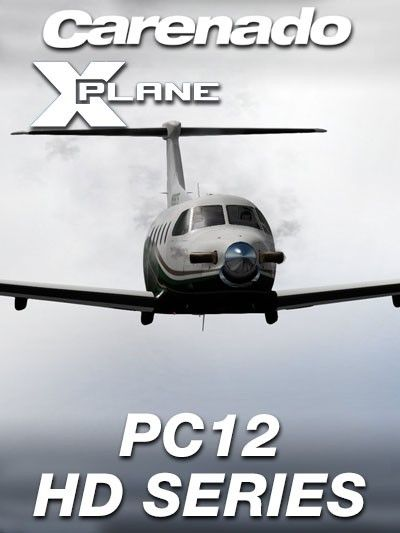 CARENADO : PC12 HD Series v3 XP Special Features Version 3 2