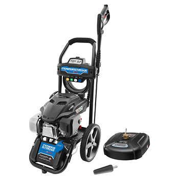 Powerstroke 3100psi Yamaha Gas Pressure Washer With 14 Surface Cleaner And Turbo Nozzle Surface Cleaner Pressure Washer Nozzle