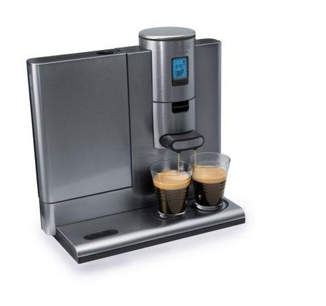 "Kaffeepadmaschinen  Inventum HK20S Kaffeepadmaschine ""Cafe Invento"" Edelstahl ..."