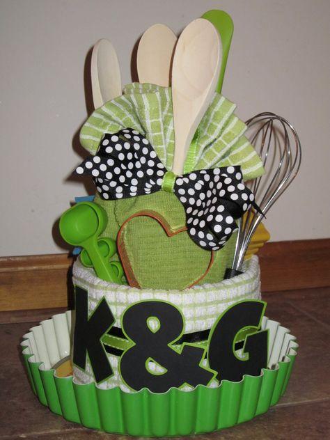 wedding shower cake.. soo cute!