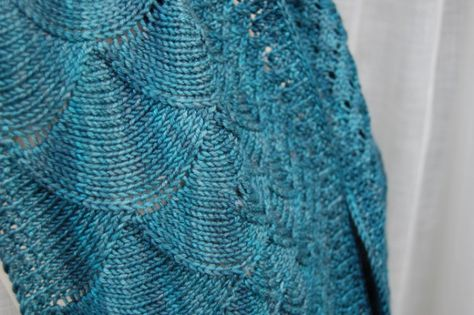 Sneak Preview!  Song of the Sea in Fyberspates Scrumptious HT DK