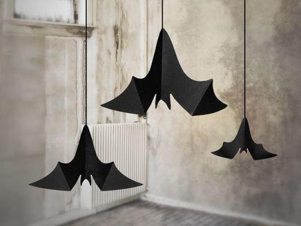 Halloween 2020 Disfraces Batman Visiace dekorácie Netopiere | Halloween decorations, Diy halloween