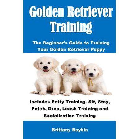 Books Golden Retriever Training Retriever Puppy Puppy
