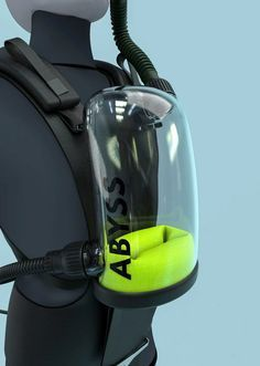 Tech Discover the exolung gives divers an unlimited underwater air supply Scuba Diving Equipment, Scuba Diving Gear, Swimming Diving, Cool Technology, Technology Gadgets, Technology Design, Gadgets And Gizmos, Cool Gadgets, Electronics Gadgets