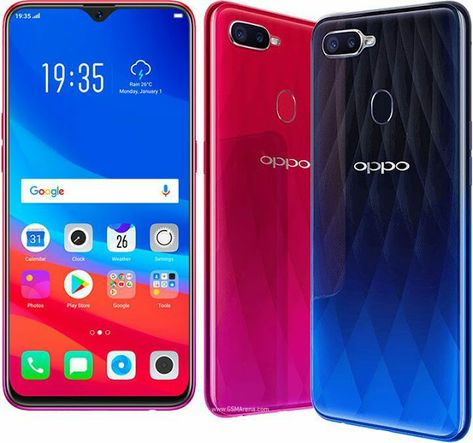 Install Android Pie 9 costum ROM for OPPO F9 WITH DONWLOAD