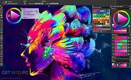 Corel Painter 2020 20 1 0 284 Free Download Software In 2020