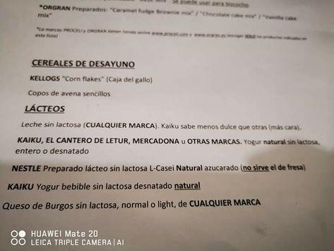 Pin De Maria Angeles Espadas Lazo En Intolerancia Fructosa Format