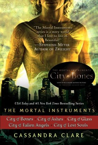 Pdf Free Download Cassandra Clare The Mortal Instruments Series 5 Books By Cassandra Clare City Of Bones Book Cassandra Clare City Of Bones