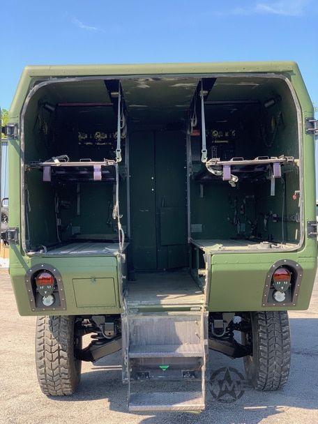 Am General M997 Ambulance Humvee Hmmwv Ambulance Windshield Glass Military Vehicles