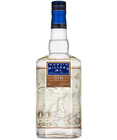Gin Martin Miller S Westbourne Strength En 2020 Gin Copa De