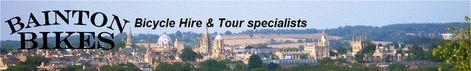 Die träumenden Türme von Oxford   Cycling in London