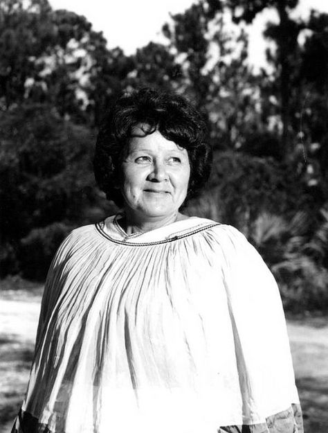 """""""In 1967, Betty Mae Jumper became the first woman elected chair of the Seminole Tribe of Florida. She was the first woman to lead a major Native American tribe in the 20th century United States. Jumper was among the first Florida Seminoles to earn a high school diploma. She trained as a nurse and helped provide healthcare among the Seminoles, scattered in numerous camps from Indian River County to the Tamiami Trail.""""--State Library & Archives of Florida, on Flickr Commons"""