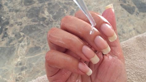 CUTICLE OIL DIY Cuticle Oil | Cuticle Care | Nail Strengthener | Nail Inspiration | Real Nails | Strengthing Nails | Nails DIY | Nail Care Beauty DIY | Beauty Tips DIY | Natural Beauty | Cutical Care DIY | Sweet Almond Oil | Grape seed Oil | Essential Oils | Rose Oil | Cypress Essential Oil | Lavender Essential Oil | Natural Oils
