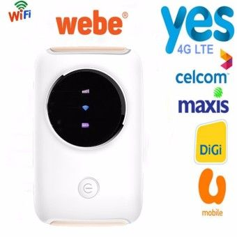 Best Prices Celcom 4G LTE Wifi Router 150Mbps Mobile Hotspot Car