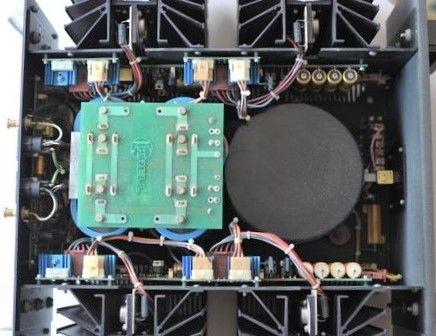 KRELL KSA-80B Pure ClassA Power Amp - 1989