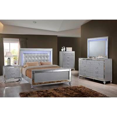 Hester Configurable Bedroom Set Bedroom Design Bedroom Set New Classic Furniture