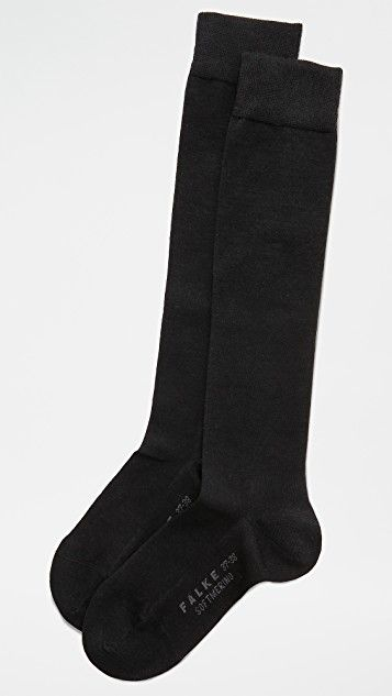FALKE Women Softmerino Knee High Socks