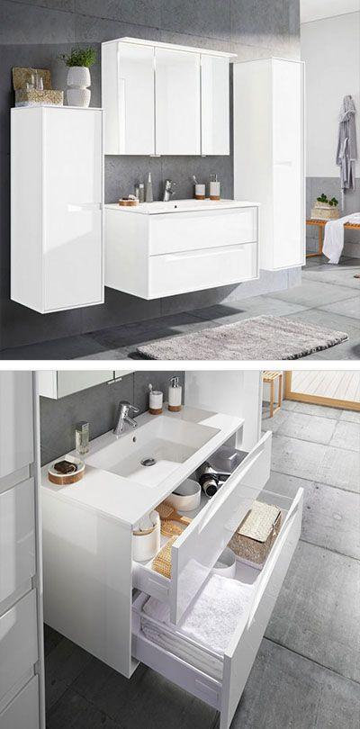 Badezimmer Badezimmer Badezimmer Mobel Weiss Und Weisse Badezimmer