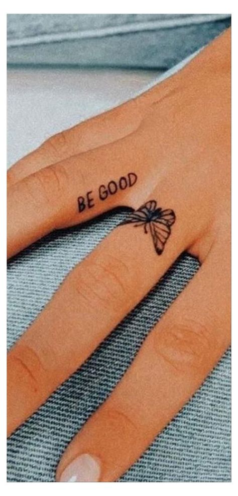 simple tattoos for women small fingers