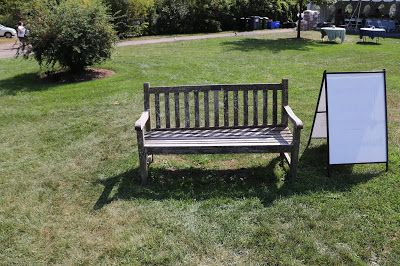 Donald Phaneuf Bench Flanders Field Donald Park South