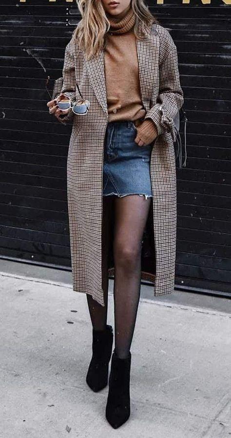 Toller Herbst Street Style der dieses Jahr Ihre Mode inspirieren kann