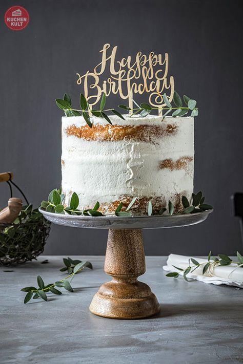 Eine Torte Zum Geburtstag So Einfach Gelingt Sie Geburtstag