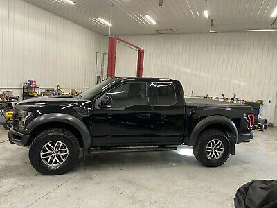 Details About 2017 Ford F 150 Raptor 802a In 2020 With Images Ford F150 Tailgate Step Ford