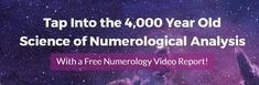 I never believed in Numerology until I got this free report. Numerology, Numerology Chart, Numerology Numbers, Numerology Calculator, Numerology Name, Numerology Guide, Destiny Number, Life Path Number, Free Numerology Reading, Numerology Secrets, Numerology and Astrology, Numerology for success, Numerology how to find your destiny number, Psychic, #numerology #numerologychart #numerologycalculator #numerologyname #numerologyguide #destinynumber #freenumerology #lawofattraction #lifepathnumber