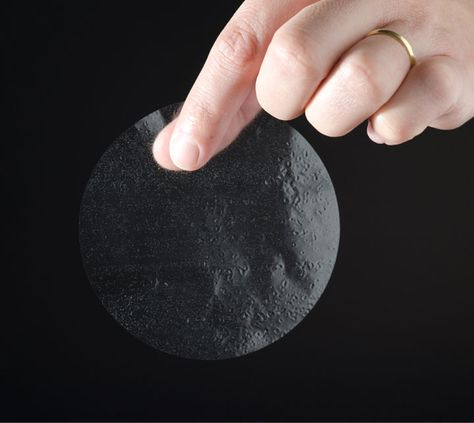 Ultra Thin Edible Film Discs, 200 discs Molecular gastronomy