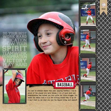 Baseball 2012 - Gallery at Design House Digital