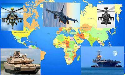 اقوي الجيوش في الشرق الاوسط والعالم عدد دول العالم The Strongest Army Country Flags Army Blog