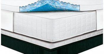 Serta Rest Queen 3 Gel Memory Foam Mattress Topper Review Memoryfoammattresshealthy Sertamattressreviews