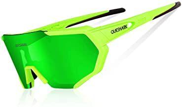 19 89 Jetzt Kaufen Queshark Radbrille Polarisierte Sportbrille